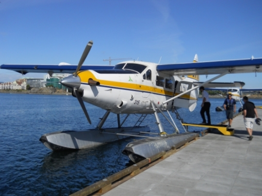 de havilland-dhc-3-single-otter-beaver-victoria-british columbia- canada
