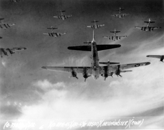 wwii-b-17-germany-bomber