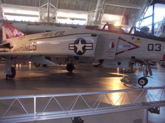f-4 phantom 2- udvar hazy- fighter-bomber
