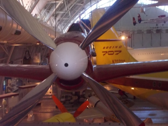 north american- p-51- mustang- ww2- udvar-hazy